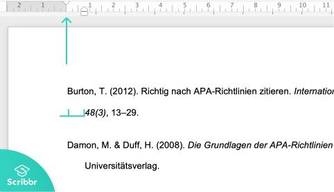Literaturverzeichnis-layout